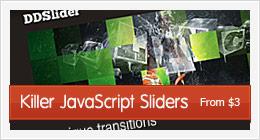 Killer Sliders on CodeCanyon