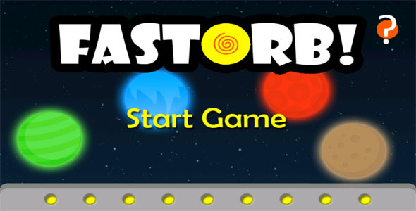 Fastorb - HTML5 Extreme Platform Game - CodeCanyon Item for Sale