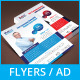Professional Business Flyer/Ad Templates - GraphicRiver Item for Sale
