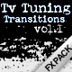 Tv Transitions Vol.1 - VideoHive Item for Sale