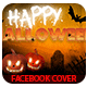 Halloween Facebook Cover Template - GraphicRiver Item for Sale