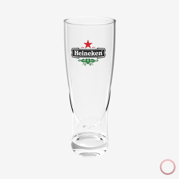 Heineken Beer Glass - 3DOcean Item for Sale