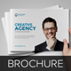Creative Agency Brochure InDesign Template v2 - GraphicRiver Item for Sale