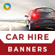 Car Rental Banners - GraphicRiver Item for Sale