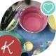 Brushes And Paints. Palette. - VideoHive Item for Sale