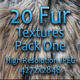 20 Fur Textures - Pack One - GraphicRiver Item for Sale