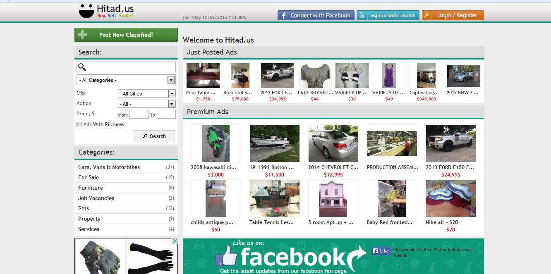 classified ads website - Etame.mibawa.co