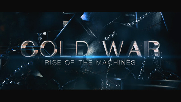 Blockbuster Trailer Cold War