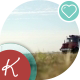 Fire Truck Rides On The Field - VideoHive Item for Sale