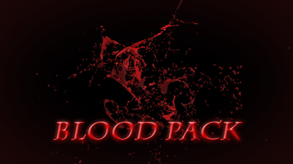 Blood Footage Pack