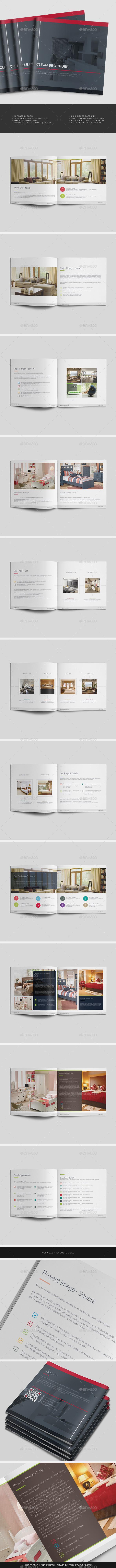 Square Portfolio Brochure V.3 - Portfolio Brochures
