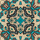 4 Ethnic Fabric Seamless Patterns - GraphicRiver Item for Sale