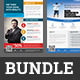 Corporate Flyers Bundle - 3 in 1 - GraphicRiver Item for Sale