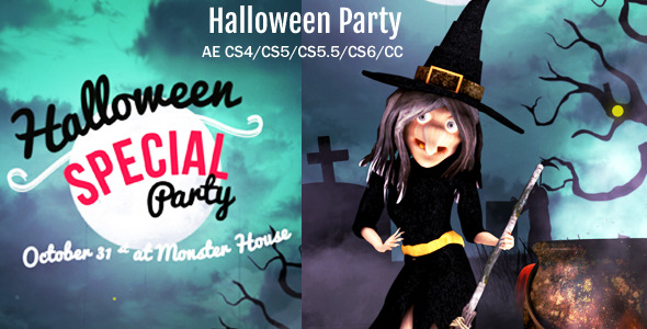 Halloween Party Wish