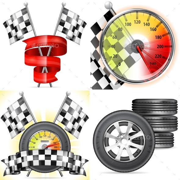 Racing Concepts - Sports/Activity Conceptual