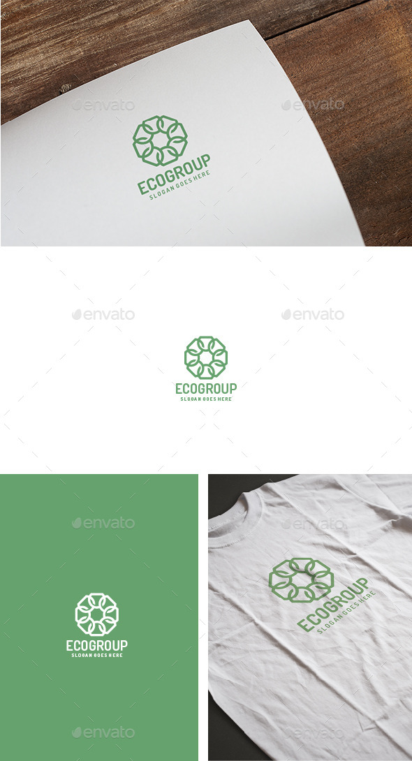 United Nature Logo - Nature Logo Templates