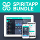 SpiritApp UI Kit Bundle - GraphicRiver Item for Sale