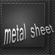 Metal Sheets - GraphicRiver Item for Sale