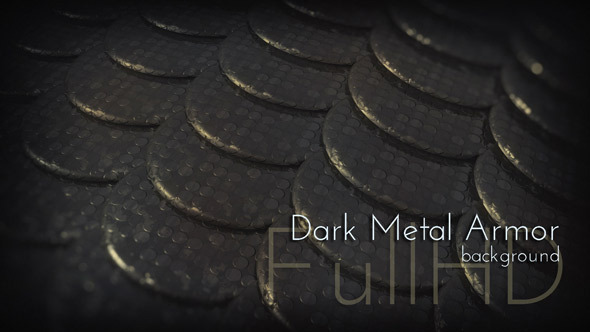 Dark Metal Armor