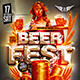 Flyer Beer Fest Konnekt - GraphicRiver Item for Sale