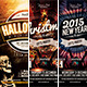 End of The Year Flyer Bundle - GraphicRiver Item for Sale