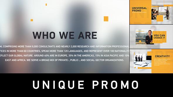 Unique Promo v1