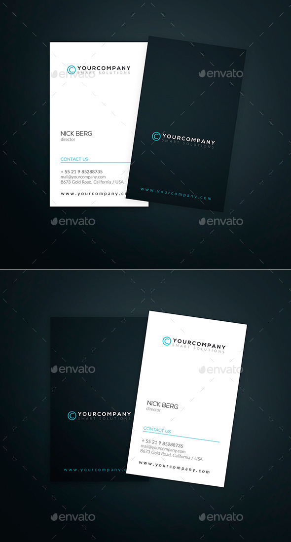 Simply Business Card - Creative Business Cards