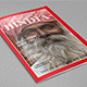 A4 Magazine Template - GraphicRiver Item for Sale