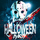 Halloween Scary Party | Psd Flyer Template - GraphicRiver Item for Sale