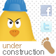 Funny and Clean Under Construction Page - GraphicRiver Item for Sale
