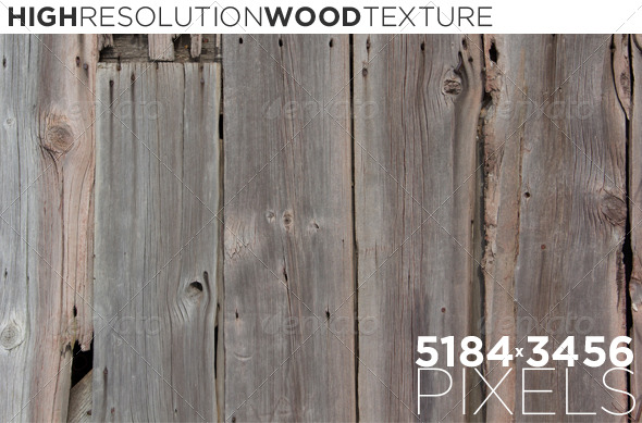 Old Barn Wood Texture - Wood Textures