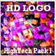 Download High Tech Logo Revealer Pack 1 Balls from VideHive