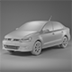 Volkswagen polo sedan - 3DOcean Item for Sale