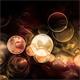 Golden Drink Bubbles Background - GraphicRiver Item for Sale