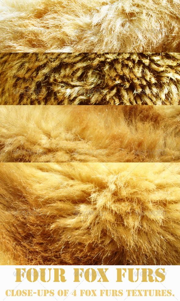 Fur Textures - Fabric Textures