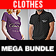 Clothes Mock Up Bundle - GraphicRiver Item for Sale