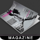 Simple Fashion Magazine - GraphicRiver Item for Sale