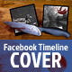 2 Facebook Killer Timeline Cover - GraphicRiver Item for Sale