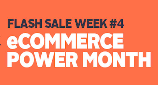 eCommerce Month Week #4
