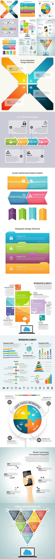 Infographic Set 7 - Infographics