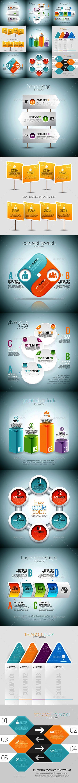 Infographic Set 15 - Infographics