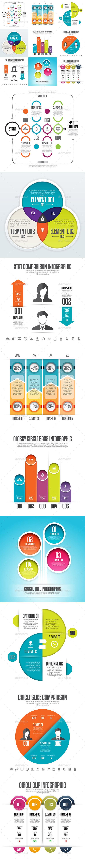 Infographic Set 23 - Infographics