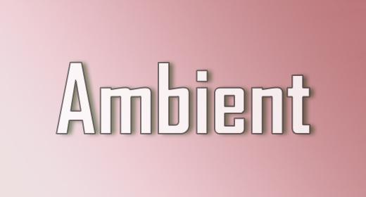 Atmosphetic_Ambient