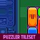 20x20 Arcade PUZZLER gamepack (tileset) - GraphicRiver Item for Sale