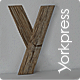Yorkpress - Creative WordPress Blog Theme Nulled