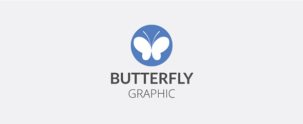 Butterfly graphic 1