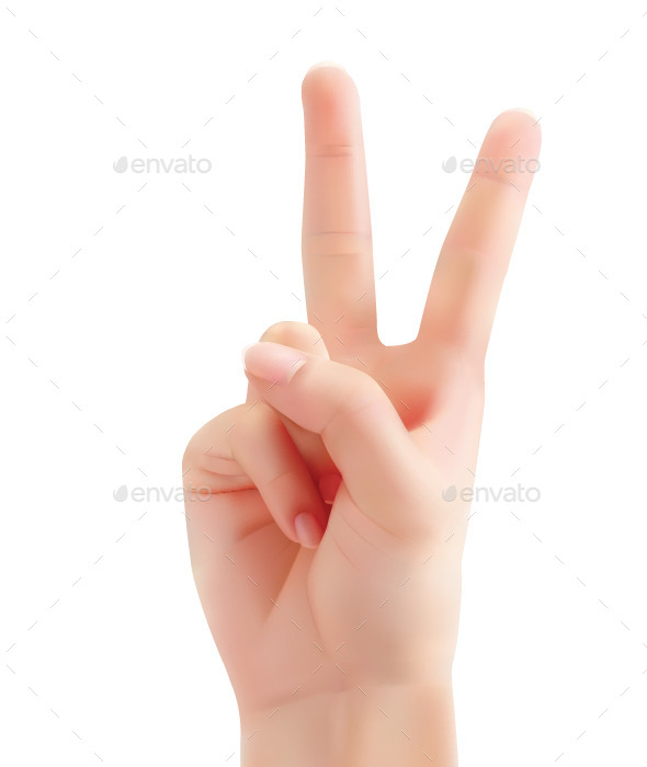 Victory Sign - Miscellaneous Conceptual