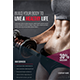 Health / Fitness Flyer - GraphicRiver Item for Sale