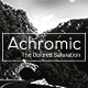 Achromic Photoshop Action - GraphicRiver Item for Sale
