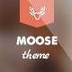 Moose - Creative Multi-Purpose Theme - ThemeForest Item for Sale